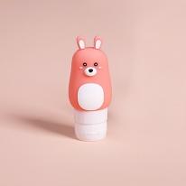 무핀 토끼 실리콘 리필용기(50ml)