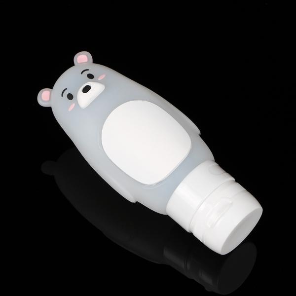 무핀 북극곰 실리콘 리필용기(90ml)