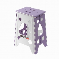 스툴스 사각 접이식 의자(퍼플) (L)