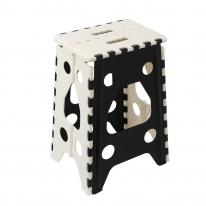 스툴스 사각 접이식 의자(블랙) (L)