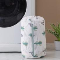 레안 선인장 원통 세탁망(22cm)