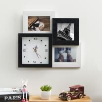 갤러리 인터리어 벽걸이시계 액자(3x5)