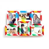 갤러리 인테리어 사진 액자(4x6) (컬러터치)