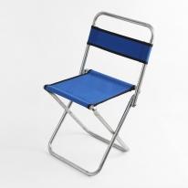 캠프 접이식 등받이 레저의자 (2color)