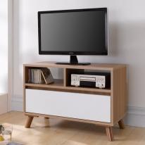 미니 서랍형 TV 다이 (2color)