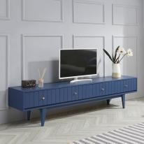 북유럽 유색 TV 거실 장식장 (3color 3type)