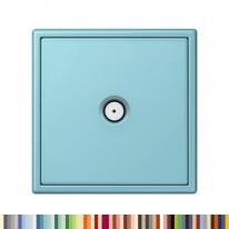 융 JUNG LS990 LC 유럽형 TV 소켓 1구 2구 르 꼬르뷔제(Le Corbusier 63color)