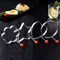 [쿠킹스]후라이 계란틀 4종세트/달걀 모양틀 후라이틀