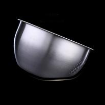 [쿠킹스]스텐 채반 믹싱볼(23*12cm)/쌀 야채 세척볼