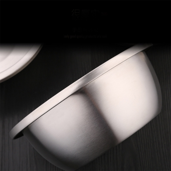 [쿠킹스]베스타 스텐 믹싱볼(30cm)/샐러드 스텐볼