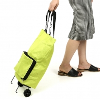 리빙모아 접이식 쇼핑카트/핸드카트 휴대용 장바구니