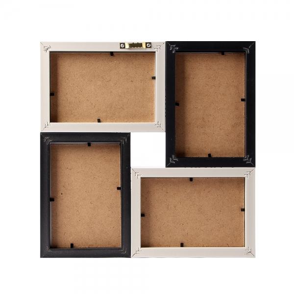 갤러리 인테리어 사진액자(4x6)(네모형)/벽걸이액자