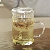 [로하티]마리앙 티머그 유리잔(400ml)