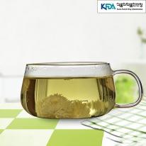 [로하티]라벤더 유리잔(250ml)
