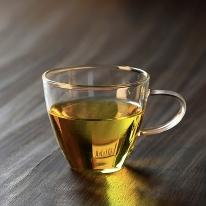 [로하티]벤자민 유리잔(150ml)/카페유리컵 글라스잔