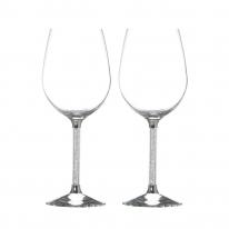 [플로이]크리스탈 와인잔 2p세트/510ml 선물용 유리잔
