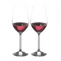 [플로이]크리스탈 와인잔 2p세트/470ml 선물용 유리잔
