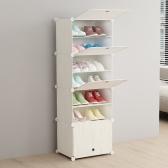 DIY 하우스룸 원목무늬 신발장 /조립식 신발정리함