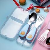 유아용 수저 포크 세트/ 어린이수저세트 캐릭터숟가락