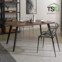 TS식탁 가로1500 철재 인테리어식탁 티테이블