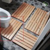 HT 욕실 화장실 나무발판 변기형
