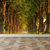 리모델링벽지 포인트벽지인테리어 숲속길