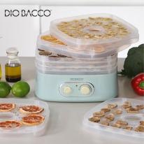 [디오바코] 컨백션 저전력 6단 식품 건조기