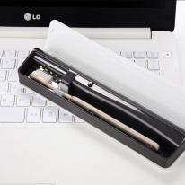 [리앤쿡] UV LED 클린 휴대용 칫솔살균기 (화이트/그레이)