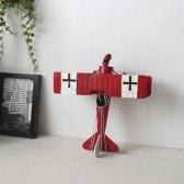 빈티지 철제 레트로비행기(2style)