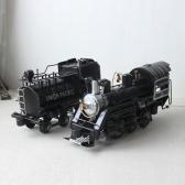 빈티지 철제 증기기관차(2p set)