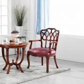 (퍼니프랑) 수입 엔틱가구 TR 25 베니스 엔틱 컬러 소파 겸용 의자