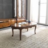(퍼니프랑) 수입 엔틱가구 TR 08 커피 엔틱 컬러 거실 소파 테이블