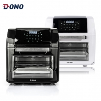 도노 대용량 에어프라이어 12L SY-920 블랙/화이트
