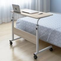[무료배송]OMT 이동식 태블릿거치 높이조절 거실 소파 침대 원목 사이드 테이블 ONA-84TB [800*400]
