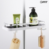 OMT 욕실 샤워봉 일자 수납 선반 욕실정리 OSO-T13