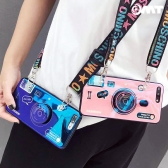 OMT 아이폰 7 8 XS XR 카메라 그립톡 케이스 OCM-IP