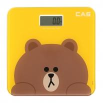 카스 라인프렌즈 디지털체중계 자동센서 가정용체중계
