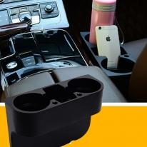 OMT 차량용 3구 컵홀더 OCA-3HOLDER 컵 스마트폰 수납