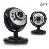 OMT PC 화상카메라 웹캠 마이크 내장 WEBCAM-2020