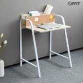 OMT 일자형 철제 원목 노트북 컴퓨터 책상 ONA-JY01