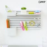OMT 욕실 주방 부착형 수납 정리 벽 타공판 OB-YW29B