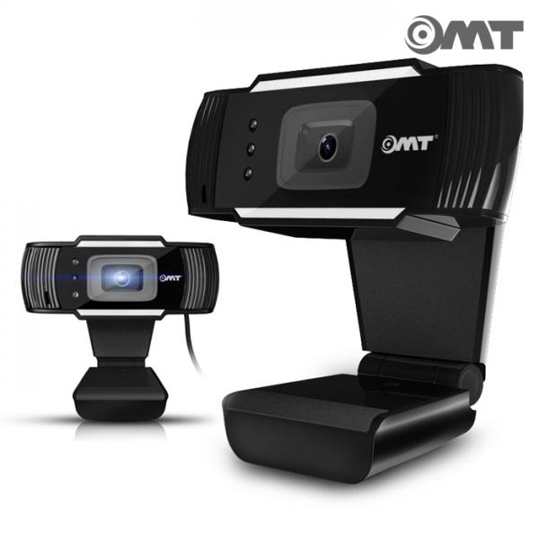 OMT 3구 LED 풀HD 페이스트래킹 화상카메라 OWM-1080P