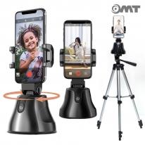 OMT 360도 삼각대포함 얼굴인식 촬영 거치대 OSP-360T