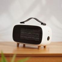 소형히터 가정 사무용 미니히터 데스크탑 미니온풍기