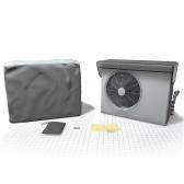 지움 공기순환 실외기보호커버 에어컨커버 실외기덮개