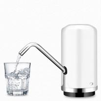 [어스투유] 미스터젯 전동 미니물펌프 USB 충전형 정수기 생수통용