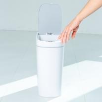 식스비 모프리 스마트 센서 자동 쓰레기통 생활방수 10L