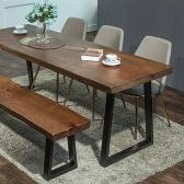 뉴송 우드슬랩 스타벅스 카페 테이블