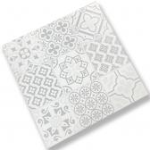 코토타일 화이트 패턴 바닥타일
