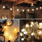 LED 앵두전구 줄조명 파티조명 전등선 야외조명 카페조명